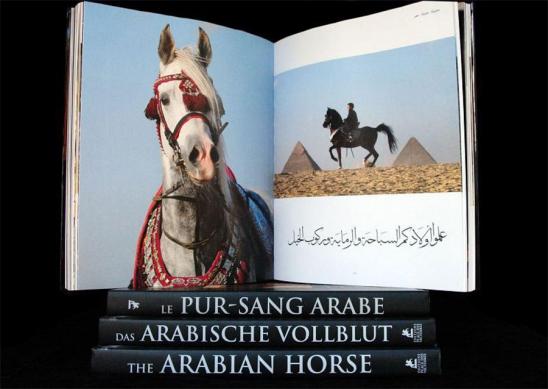 Araber im Großformat