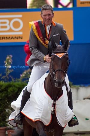 Deutsche Meisterschaften Springreiten 2011