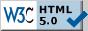 HTML ist valide!